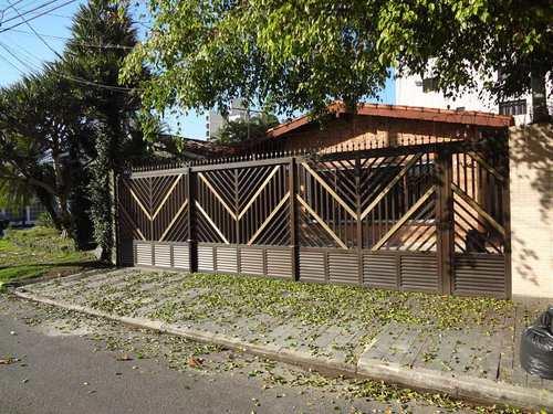Casa, código 4874 em Guarujá, bairro Enseada
