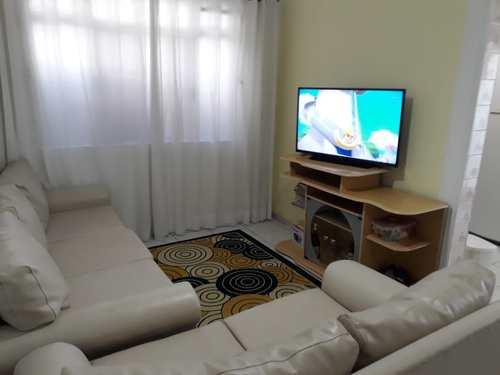 Apartamento, código 4898 em Guarujá, bairro Enseada