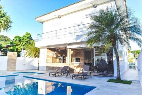 Casa, código 4901 em Guarujá, bairro Balneário Praia do Pernambuco