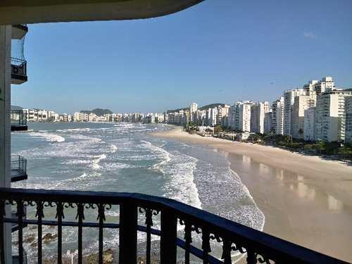 Apartamento, código 4936 em Guarujá, bairro Morro do Maluf