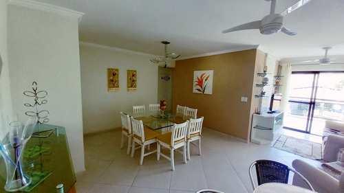 Apartamento, código 5015 em Guarujá, bairro Enseada