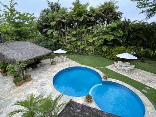 Casa, código 5019 em Guarujá, bairro Balneário Praia do Pernambuco