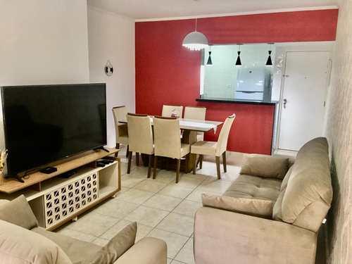 Apartamento, código 5303 em Guarujá, bairro Enseada