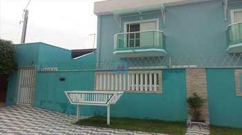 Sobrado de Condomínio, código 395 em Mongaguá, bairro Flórida Mirim