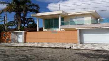 Sobrado, código 333 em Itanhaém, bairro Cibratel
