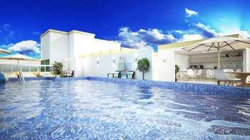 Apartamento, código 330 em Praia Grande, bairro Canto do Forte