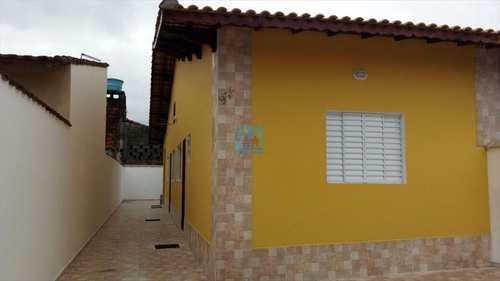 Casa, código 428 em Mongaguá, bairro Balneário Jussara