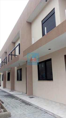 Casa de Condomínio, código 357 em Itanhaém, bairro Cibratel II