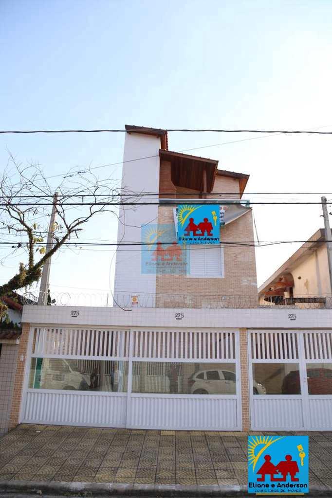 Sobrado em São Vicente, no bairro Vila Valença