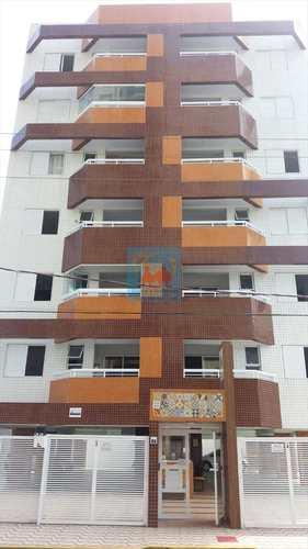 Apartamento, código 221 em Mongaguá, bairro Centro