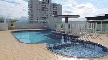 Apartamento, código 213 em Praia Grande, bairro Canto do Forte