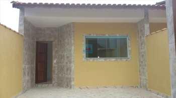 Casa, código 160 em Mongaguá, bairro Vera Cruz