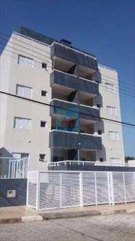 Apartamento, código 152 em Mongaguá, bairro Pedreira