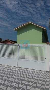 Sobrado de Condomínio, código 143 em Mongaguá, bairro Flórida Mirim