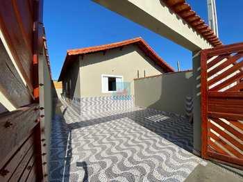 Casa, código 549 em Mongaguá, bairro Balneário Jussara