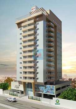 Apartamento, código 691 em Praia Grande, bairro Canto do Forte