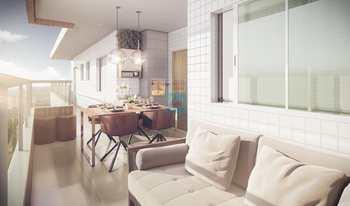 Apartamento, código 826 em Praia Grande, bairro Canto do Forte