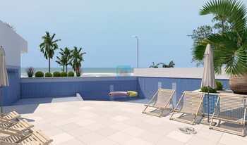 Apartamento, código 829 em Mongaguá, bairro Jardim Praia Grande