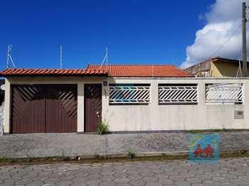 Casa, código 846 em Itanhaém, bairro Balneário Tupy