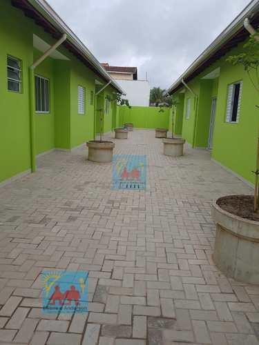 Casa de Condomínio, código 847 em Itanhaém, bairro Cibratel II
