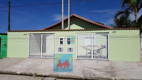 Casa, código 873 em Mongaguá, bairro Balneário Jussara