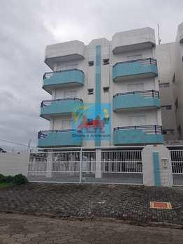Apartamento, código 955 em Mongaguá, bairro Balneário Plataforma