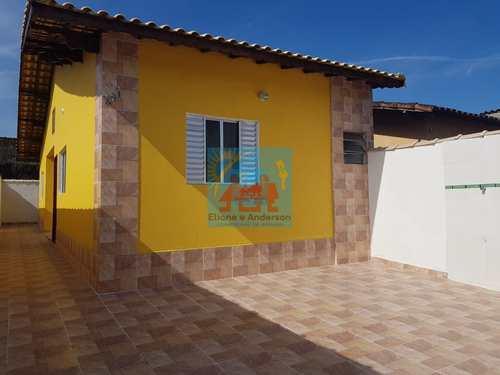 Casa, código 960 em Mongaguá, bairro Agenor de Campos