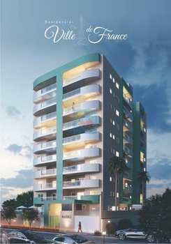 Apartamento, código 978 em Itanhaém, bairro Centro
