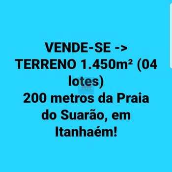 Terreno em Itanhaém, bairro Jardim Suarão