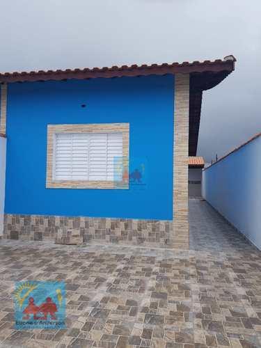 Casa, código 1055 em Mongaguá, bairro Balneário Jussara