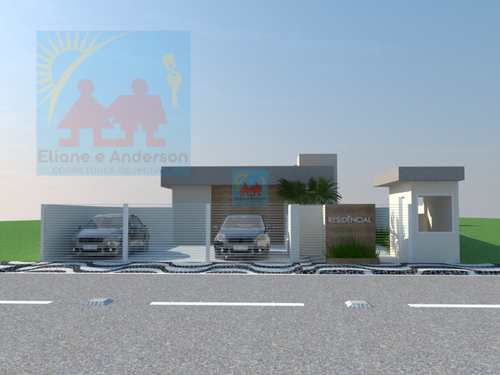 Casa de Condomínio, código 1081 em Itanhaém, bairro Cibratel II