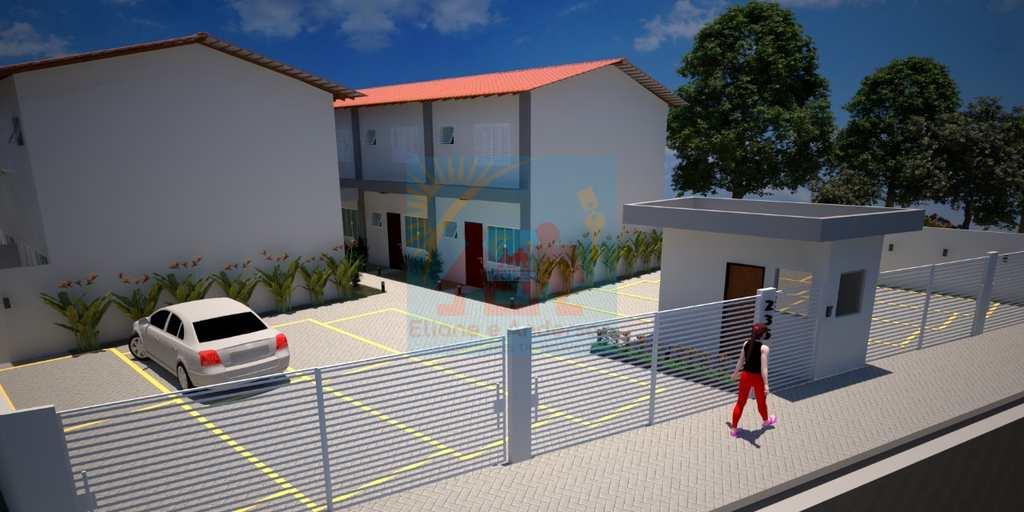 Sobrado de Condomínio em Itanhaém, no bairro Bopiranga