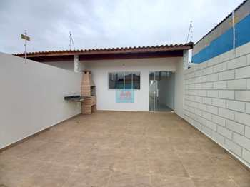 Casa, código 1240 em Itanhaém, bairro Balneário Tupy