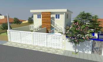 Casa, código 1277 em Itanhaém, bairro Jardim Luíza Mar