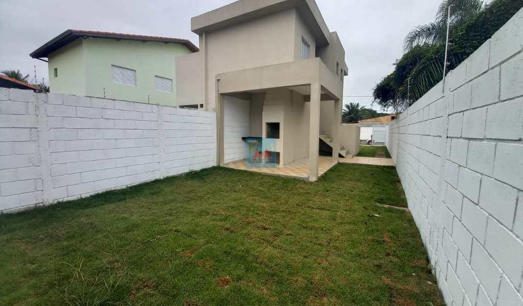Casa em Itanhaém, bairro Balneário São João