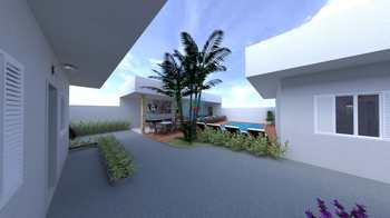 Casa de Condomínio, código 1381 em Itanhaém, bairro Cibratel II