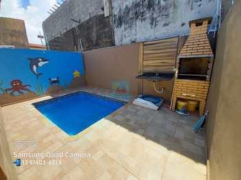 Casa, código 1401 em Itanhaém, bairro Balneário Tupy