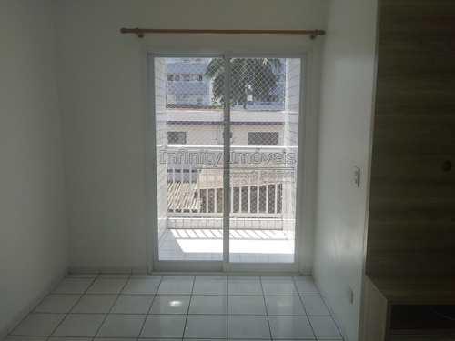 Apartamento, código 447 em Santos, bairro Vila Mathias