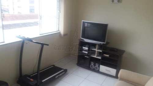 Apartamento, código 356 em Santos, bairro Estuário