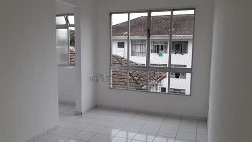 Apartamento, código 391 em Santos, bairro Boqueirão