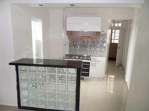 Sala Living, código 26 em São Vicente, bairro Itararé
