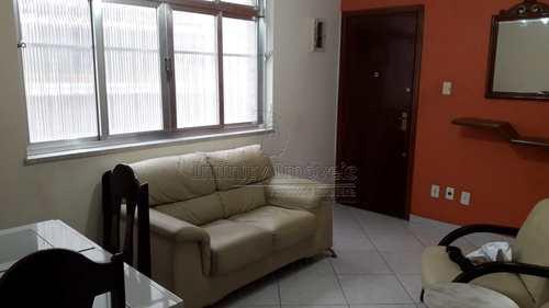 Apartamento, código 935 em Santos, bairro Boqueirão