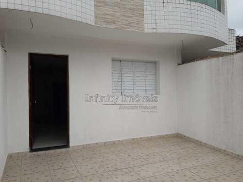 Casa, código 993 em Santos, bairro Aparecida
