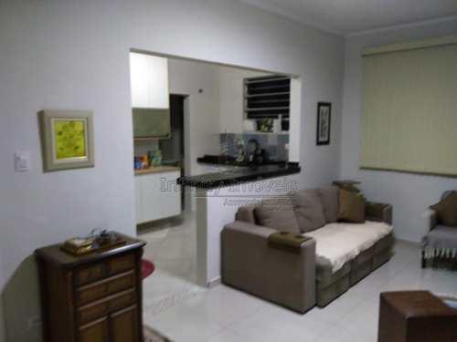 Apartamento, código 1027 em Santos, bairro Boqueirão