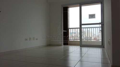 Apartamento, código 1034 em Santos, bairro Encruzilhada