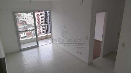 Apartamento, código 1037 em Santos, bairro Encruzilhada
