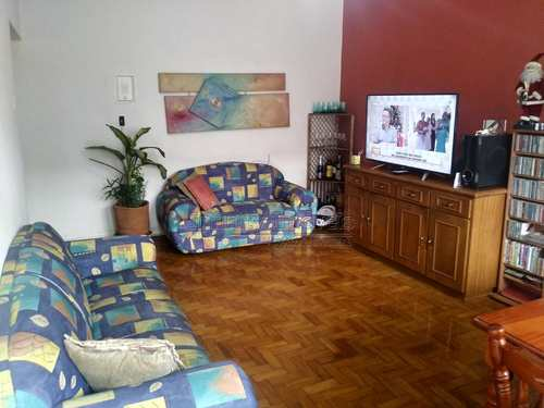 Apartamento, código 1146 em Santos, bairro Embaré