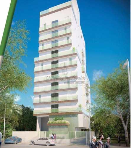 Apartamento, código 1198 em Santos, bairro Embaré