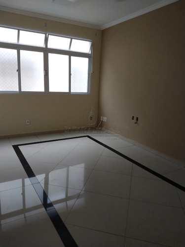 Apartamento, código 1268 em Santos, bairro Embaré