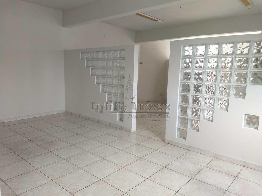 Sala Comercial em Santos, no bairro Embaré